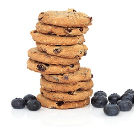 Blueberry Cookie