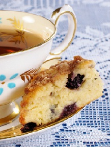 Blueberry Scone and Biscotti Recipes