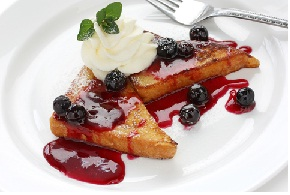 Blueberry Syrup and Sauce Recipes