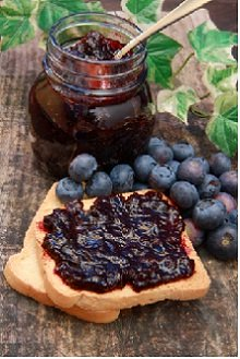 Blueberry Jam and Jelly Recipes