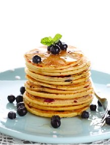 Blueberry Pancake, Blueberry Recipes